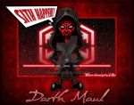The Darth Maul concept! by Emanpris