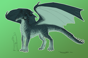 Dragon by LauraRamirezAdopts