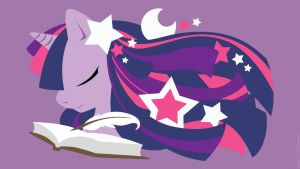 Bookworm 1920x1080 wallpaper by raygirl