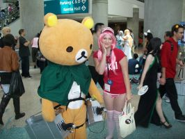 Attack on Teddy by xxx-TeddyBear-xxx