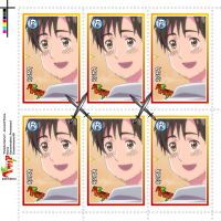 Hetalia Stamps - Ancient Rome by Dreamweaver38