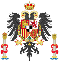 Coat of arms of Hohenzollern Spain by TiltschMaster