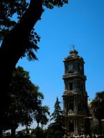 Dolmabahce Palace by jacobjellyroll
