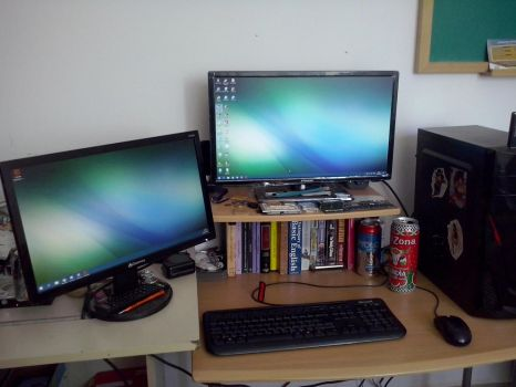 Workstation by digiqrow