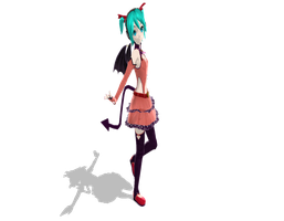 """NEW EDIT"" DT HEART HUNTER MIKU DL by SenseiTag"