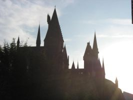 Hogwarts by beverly546