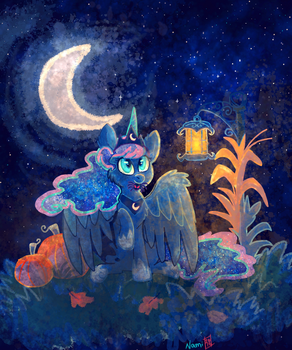 Nightmare Night by namiwami