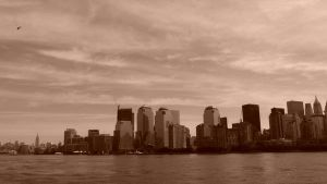 Metropolis on the River by sympatheic-darkness