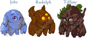 [CLOSED] Goleums: Batch 1 by WesAdopts