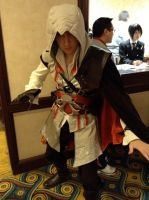 Ezio Auditore Cosplay by stormx6