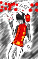Chinese new year event by ShimminyCricket