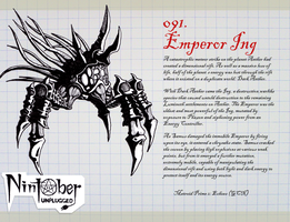Nintober Unplugged 091 - Emperor Ing by fryguy64