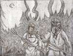 The Devils from Einsiedeln by Matpa