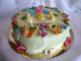 Easter cake by Dyda81