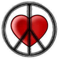 Peace Love by BL8antBand