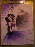 :Danny Phantom of the Opera: by inked-confession