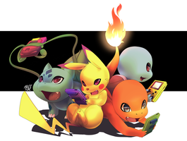 Poke'gameboy by phation