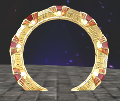 -RA- egyptian Stargate by fraterchaos