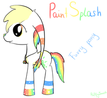 :RQ: PaintSplash by PuffySmosh