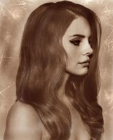 Lana Del Rey by candydiamonds