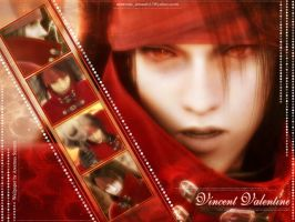 Vincent Valentine by areemus
