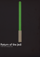 Return of the Jedi by Greengron