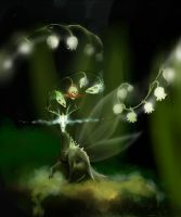 Lily of the Valley by Lizzzard
