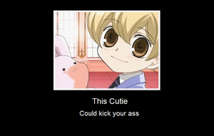 Ouran Demotivational 2 by superkim111
