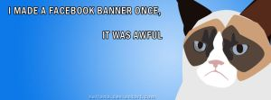 It Was Awful Banner by surlana