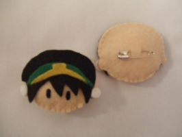 Toph Pin by UnconsciousRoute