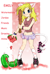 Melon Beater Eater by Holic-chan