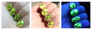 Summer neons by wittlecabbage