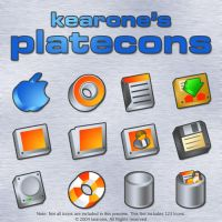 kearone's platecons by kearone