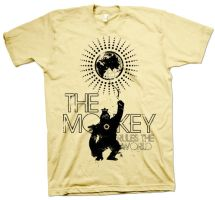 The Monkey Rules the World by willblackwell