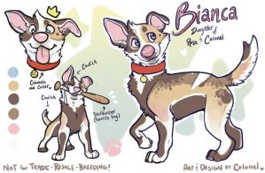 Bianca by colonel-strawberry