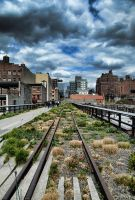 The High Line by Bakus-design