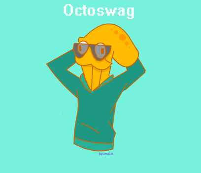 Octoswag by Banette354