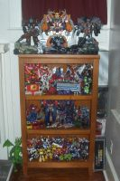 My Transformers Collection 2 by Solrac333