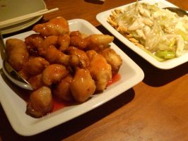 Chinese Food by timmywheeler
