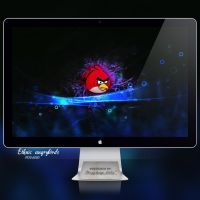 Ethnic angrybirds wallpaper by enemia
