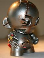 Remote Controlled Munny3 by MattAcustoms