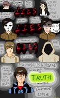 Everybody lies - Marble Hornets by 75-Canis-dirus-75