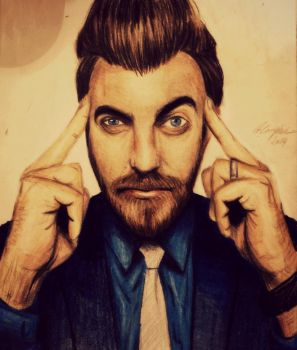 Rhett-good mythical morning by gilly15