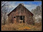 Abandoned Barn by boron
