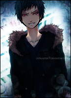 Izaya by rachityrach