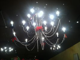 Festive Chandelier by Sanluris