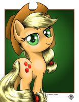 Applejack by Razia