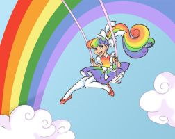 Over the rainbow by landesfes