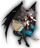 dAF- Hua Lin -Bio added, kinda by Lucia-Anselma