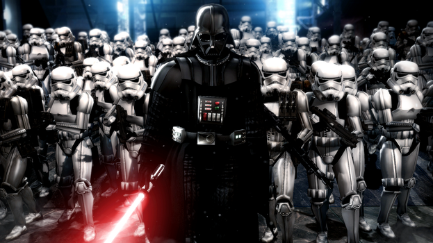 Vader's Stormtroopers by LordHayabusa357